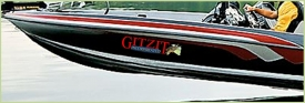 Gitzit Boat Sticker