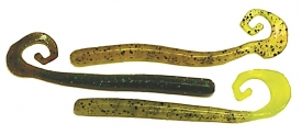 "4"" G Tail Worm Variety 10pk"