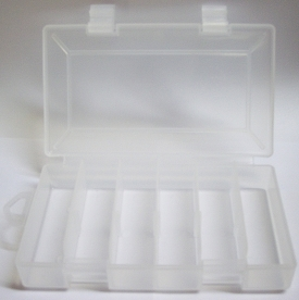 Reusable Tackle-Organizer-Storage Box