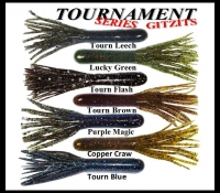 "4.25"" Tournament Series Gitzit 10 Packs"